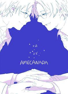 Hetalia ~ America and Canada I Love America, America And Canada, North America, Hetalia Australia, 2p Canada, Hetalia America, Hetalia Axis Powers, Touken Ranbu, Countries Of The World