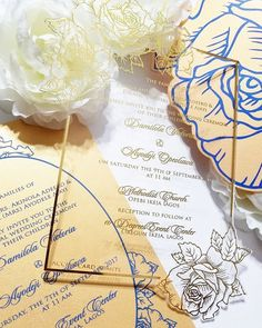 Luxury Custom Invitations and Stationery for weddings, social and corporate events Bridal Invitations, Custom Invitations, Laser Cut Invitation, Invite, Corporate Events, Wedding Bands, Reception, Stationery, Engagement