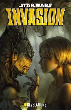 Invasion: Revelations TPB