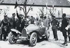 bugatti type 39 touring junek