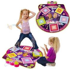 Childrens Large Electronic Dance Music Mixer Musical Play Mat Floor Playmat Toy: Amazon.co.uk: Toys & Games