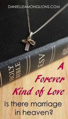 'Til Death Do Us Part: Is There Marriage in Heaven? - Danielle Among Lions Christian Couples, Christian Love, Christian Marriage, Christian Living, Successful Marriage, Marriage Life, Marriage Advice, Healthy Marriage, Titus 2 Woman