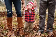 Smitten Design. Christmas baby / family photo shoot.