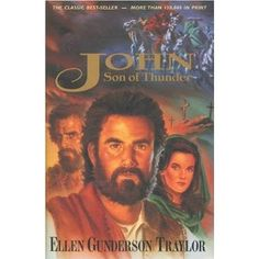 Ellen Gunderson Traylor has over 15 historical biblical fiction books, on people such as Noah, Abraham, Jonah, and Mark, but my favourite of all is John.  They are all very good, and well worth reading!