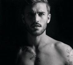Gorgeous Men, Beautiful People, Inked Men, Hottest Models, Model Agency, Cute Boys, Male Models, Black Hair, Hot Guys