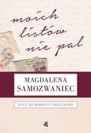 Moich listów nie pal - jedynie 29,85zł w matras.pl