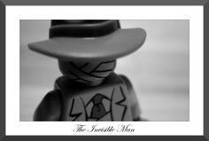 Lego scenes: The Invisible Man