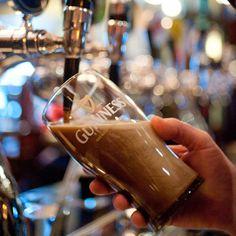 Fado Irish Pub Pint Porn -Guinness