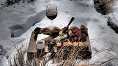 Dessert on a mountain top? Menu Restaurant, Fresh Vegetables, Wine Recipes, Wines, New Zealand, Special Occasion, Alcoholic Drinks, Picnic, Mountain