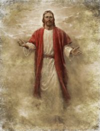 In His Glory :: Pictures of Christ :: LDS Artwork :: LDSstock.com