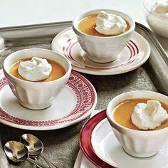 Butterscotch Pots de' Cream