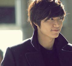 Lee Min Ho . . .