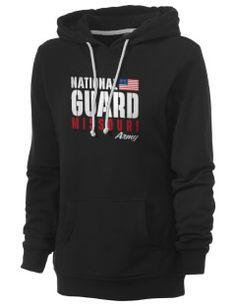 Missouri National Guard Hooded Sweatshirt