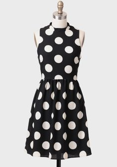 Betsy Polka Dot Dress at #Ruche @Ruche
