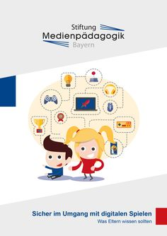 Link zum Download der Broschüre zum Umgang mit Computersielen für Medienpädagogik und Schule http://www.stiftung-medienpaedagogik-bayern.de/dateien/MedPaed-Brosch-Games-Druckdatei.pdf