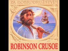Daniel Defoe - Robinson Crusoe - YouTube Daniel Defoe, Robinson Crusoe, Cd Cover, Itunes, Audio Books, Roman, Baseball Cards, Videos, Youtube