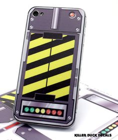 Ghost Busters Deluxe ghost Trap!  Iphone cover
