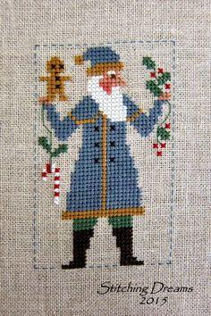 Stitching Dreams: Prairie Schooler