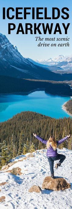 Inspired by our recent road trip along Alberta's Icefield Parkway, we've compiled the 9 best stops. You'll find jaw-dropping landscapes, breathtaking mountains, serene lakes, majestic glaciers and whimsical waterfalls. Get your daily dose of travel inspiration right here.