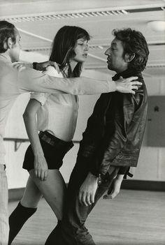 Jane Birkin + Serge Gainsbourg