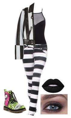 """""""Jenna Rose Lopez 19"""" by atomic-blaster ❤ liked on Polyvore featuring Miss Selfridge, Acne Studios, Iron Fist and Lime Crime"""