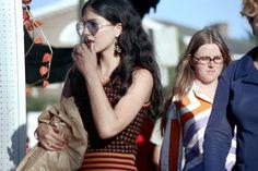 Boston Street  Fashion - Teens Through Nick Dewolf's Lens in 1971