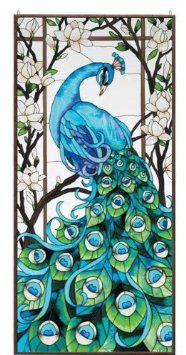 Stained Glass Art Panel $128
