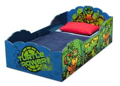 """Features:  -Recommended for ages 15 months+.  -Made of strong and sturdy wood.  -Features two high side rails to ensure your little one's safety while transitioning to a """"big kid bed"""".  -JPMA certifie"""