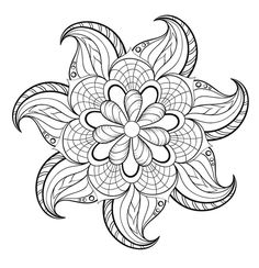 Craft Supplies Adult Coloring 20 Gorgeous Free Printable Pages