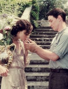 atonement James Mcavoy and keira knightley Keira Christina Knightley, Keira Knightley, Series Movies, Film Movie, Movies Showing, Movies And Tv Shows, Atonement Movie, Wow Photo, Movie Shots