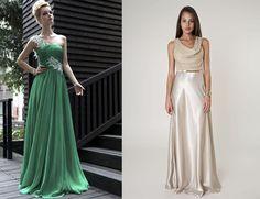 vestido de madrinha longo para casamento - Pesquisa Google