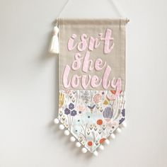 Image of Isn't She Lovely - floral