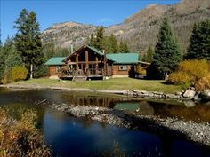 Best Location on the Creek in Silver Gate! Sept special! $395/nt. Location, Location, Location!! This is clearly the most spectacular vacation rental home ...