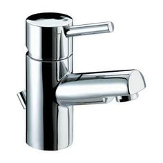 Bristan Prism Basin Mixer with Pop-up Waste Option Chrome