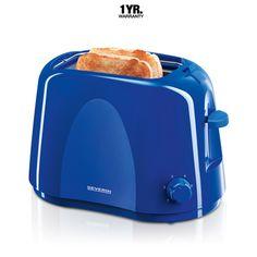 Automatic Toaster - Severin (Germany) - AT2584 - Blue @ Zansaar.com #blue #toaster #severin