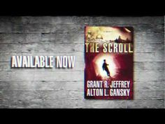 The Scroll by Grant Jeffrey and Alton Gansky - Book Trailer