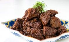 Indonesian beef rendang recipes | Mukpin Recipes
