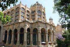 Stunning exterior at the Palace of the Lost City in Sun City, South Africa Revival Architecture, Amazing Architecture, Sun City Resort, Leading Hotels, Fancy Houses, Pretoria, Lost City, Rest Of The World, Countries Of The World