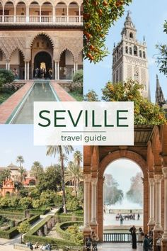 Seville Travel Guide: Things To Do, The Best Tapas Bars, And Where To Stay In Seville. Europe Travel Tips Top Travel Destinations, Europe Travel Tips, European Travel, Travel Guides, Places To Travel, Backpacking Europe, Travel Goals, Asia Travel, Travel Usa