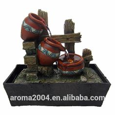 2015 NEW indoor decorative fountain artificial waterfalls, View artificial waterfalls, aroma Product Details from Xiamen Aroma Trade Co., Limited on Alibaba.com
