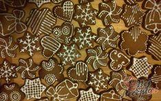 Fenomenální měkkoučké vánoční cukroví | NejRecept.cz November 2019, Gingerbread Cookies, Nutella, Sweet, Christmas, Food, Babyshower, Author, Deli Food