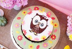 Woodland Chic Owl Baby Shower - Bella Paris Designs
