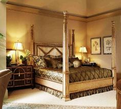 Four Post Bed Curtains bedroom: mesmerizing four-poster bed with gorgeous canopy bed