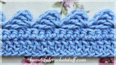 Crochet Border #4