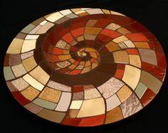 Prato Giratório Fibonacci