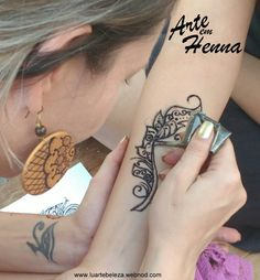 Mehend São Paulo brasil Luartebeleza arte em henna Www.luartebeleza.webnod.com
