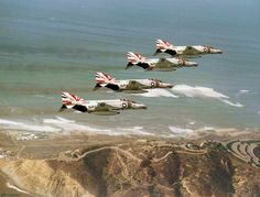 S Navy F-4B Phantoms VF-111