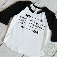 Toddler T-Shirt Baby Boy Clothes Tiny Teenager Toddler Trendy Kids Clothes…