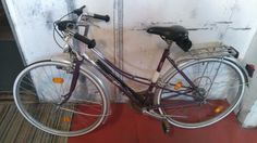 Predám bike KTM  damsky ako retro - 1