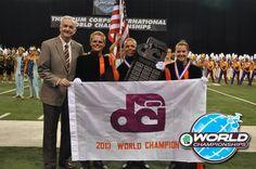Carolina Crown 2013 World Champions